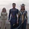 Герои объединяются, чтобы спасти планету, в новом трейлере «Вечных» Хлои Чжао