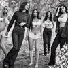 Вышла новая кампания Calvin Klein с сёстрами Кардашьян-Дженнер