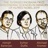 Нобелевскую премию по экономике дали за борьбу  с бедностью