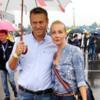 «Мой муж — не ваша собственность»: Юлия Навальная ответила Леониду Рошалю