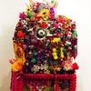 Майли Сайрус представила свой арт-проект на ярмарке Art Basel