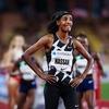 Спортсменка из Нидерландов выиграла забег на 1500 метров после падения