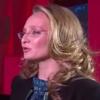 Предполагаемую дочь Владимира Путина показали на ТВ