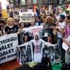 В Стамбуле прошла акция протеста после убийства транс-активистки