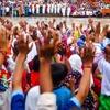 Жители Индии протестуют после убийства изнасилованной женщины