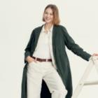 Uniqlo показали лукбук новой коллаборации с Инес де ля Фрессанж