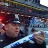 На автовокзале в Нью-Йорке произошёл взрыв