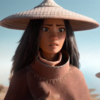 Новая героиня Disney в трейлере  «Райи и последнего дракона»