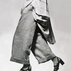 На кого подписаться: Архивные фотографии женщин в брюках