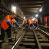 На Бутовской линии метро положат шпалы из переработанного пластика