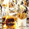 Фотограф изобразил процесс сжигания калорий буквально