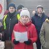 Жительницу Челябинска оштрафовали  за видеообращение  к Джо Байдену