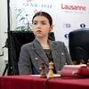 Шахматистка Александра Горячкина — первая девушка, прошедшая в Суперфинал чемпионата России