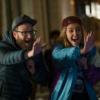 Шарлиз Терон и Сет Роген в трейлере ромкома «Long Shot»