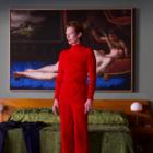 Тильда Суинтон в «The Human Voice», англоязычном дебюте Альмодовара — первый кадр