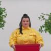 Alyona Alyona — в кампании бренда нижнего белья Brabrabra