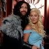 Британская пара поженилась в стиле «Игры престолов»