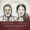 Нобелевскую премию мира вручили за борьбу с сексуальным насилием