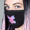 «Культраб» выпустил маски с изображением вульвы в поддержку Юлии Цветковой