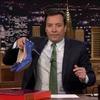 Жизель Бундхен научила Джимми Фэллона ходить  на каблуках
