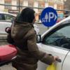 Во Владивостоке появились бесплатные парковки для матерей