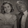 Элизабет Олсен и Пол Беттани в необычном трейлере сериала «WandaVision»