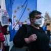 В Польше оправдали активисток, распространявших постеры Богородицы с радужным нимбом