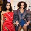 На неделях моды было рекордное количество нестандартных моделей