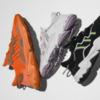adidas выпустил пять новых расцветок кроссовок Ozweego