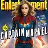 Опубликован первый кадр  с Бри Ларсон в роли Капитана Марвел