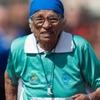 100-летняя женщина  из Индии приняла участие  в забеге в Ванкувере