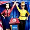 Mattel представили  Барби-президента  и вице-президента
