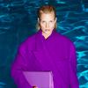 Модели в бассейне в кампании Stella McCartney