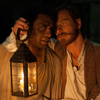 Фассбендер и Камбербэтч в первых кадрах фильма МакКуина про рабство
