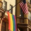 «Они кое-что показали по поводу того, кто там работает»: Путин об ЛГБТ-флаге на посольстве США