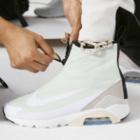 Искусственный мех и золотые цепи в коллекции Nike x Ambush