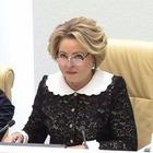 Валентина Матвиенко: в Госдуму внесут проект закона о домашнем насилии