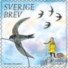 В Швеции выпустили марки с экоактивисткой Гретой Тунберг