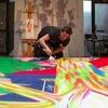 Вышла документальная короткометражка о Джиме Керри — художнике