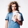 Котики и принты с котами в лукбуке Markus Lupfer