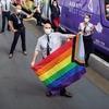 В Британии появился ЛГБТ-поезд