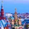Москву не украсят к 1 Мая