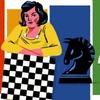 Google посвятил дудл советской шахматистке Людмиле Руденко