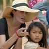 Фильм Анджелины Джоли  о геноциде в Камбодже выдвинули на «Оскар»