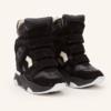 Марка Isabel Marant выпустила новую модель кроссовок на танкетке