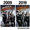 «Zombieland» сделал постер сиквела в виде #10YearChallenge