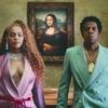 Роскошные Бейонсе и Jay-Z сняли клип в Лувре