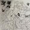 Grimes выпустила раскраску  «Miss Information»  со своими рисунками