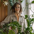 Дизайнер и биолог Ольга Марченко в квартире на «Петроградской»