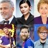Журнал Forbes назвал самых высокооплачиваемых звёзд